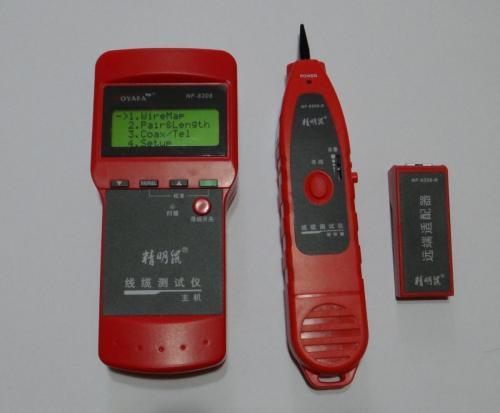 NF-8208  Кабельный компьютерной тестер сети NF-8208
