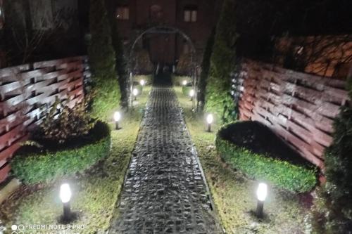Монтаж ландшафтных светильников.